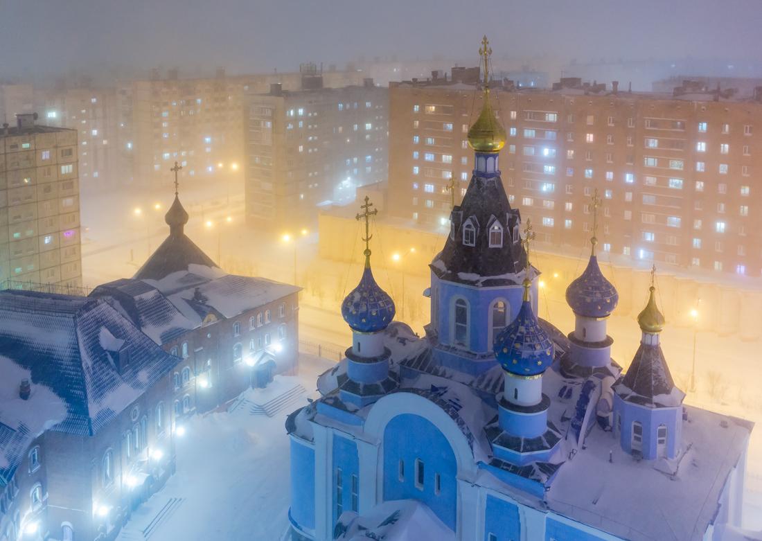6abfc416debf Маршрут по Красноярску для туристов. Как добраться из аэропорта ...